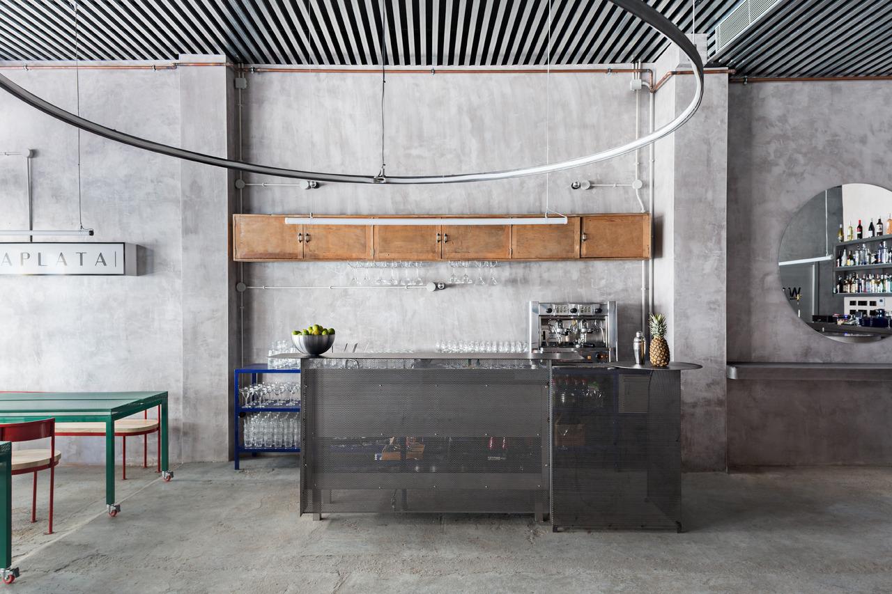 Fotografia Arquitectura Interior Restaurante en Sevilla Casaplata